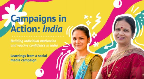 Campaigns In Action India screenshot